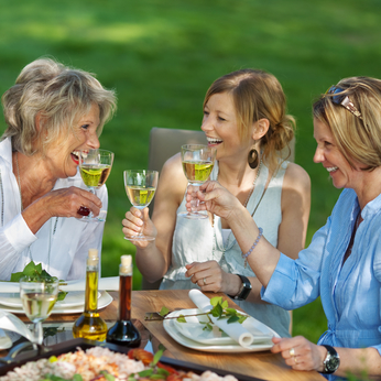 Carolyn Parr, http://toughconversations.net/, shares tips to resolve family matters.