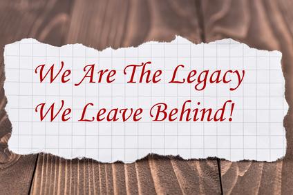 Sig Cohen, http://toughconversations.net, discusses legacy.