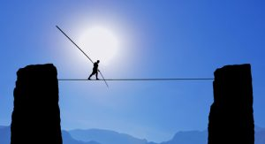 The High-Wire Act Called Mediation by Sig Cohen